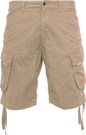 Urban Classics - Cargo Twill Shorts - Shortsit - Miehet - Beige