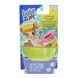 Baby Alive - Täytä jauhemaisia ruokia nukkeille ja pikkulapsille