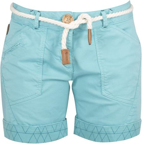 ABK Andromeda Shorts Women, white porcelain