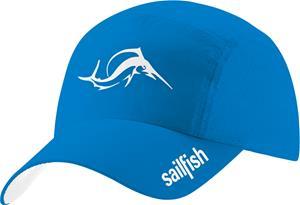 sailfish Running Cap, blue, Miesten hatut, huivit ja asusteet