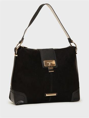 River Island Lock Front Slouch