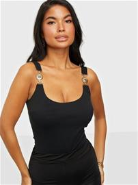 NLY One Strap Buckle Bodysuit