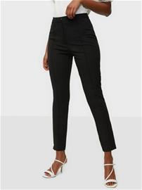 Selected Femme Slfilue Mw Pintuck Pant Noos