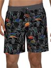 Hurley Party Pack Volley Boardshorts black Miehet
