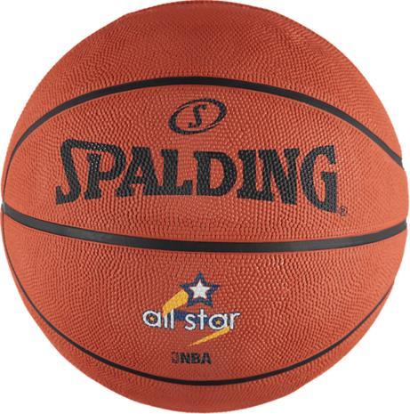Spalding ALL STAR ORANGE/BLACK