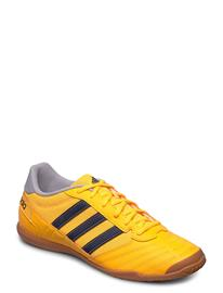 adidas Performance Super Sala Shoes Sport Shoes Football Boots Keltainen Adidas Performance SOGOLD/CONAVY/GLOGRY