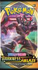 Pokemon: Sword & Shield - Darkness Ablaze Booster KORTTI