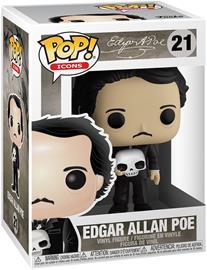 Edgar Allan Poe - Edgar Allen Poe Vinyl Figure 21 (figuuri) - Funko Pop! -figuuri - Unisex - multicolor