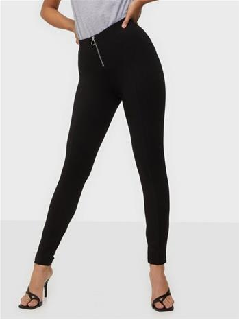 Only Onltia-Zip Legging Pnt