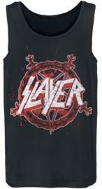 Slayer - Pentagram Redux - Toppi - Naiset - Musta