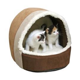 KERBL Cave Teepee Amy koiralle ja kissalle - 35x33x32cm