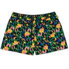 Happy Socks Leopard Swim Shorts * Ilmainen Toimitus * * Kampanja *