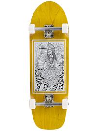 "Mindless Longboards Tiger Sword 30"""" Complete mustard"