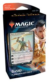 Magic The Gathering: Core Set 2021 Planeswalker Deck - Basri KORTTI