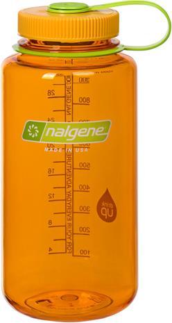 Nalgene Everyday Leveäkaulainen Juomapullo 1000ml, clementine