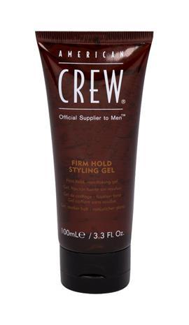 American Crew Style Firm Hold Styling Gel hiusgeeli miehelle 100 ml