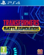 Transformers: Battlegrounds, PS4 -peli