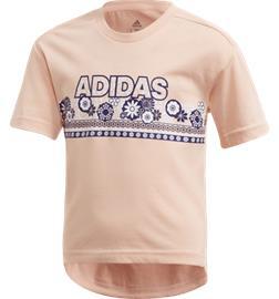 Adidas G COTTON T-SHIRT HAZE CORAL