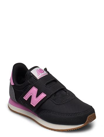 New Balance Yv720ug Tennarit Sneakerit Kengät Musta New Balance BLACK/PINK