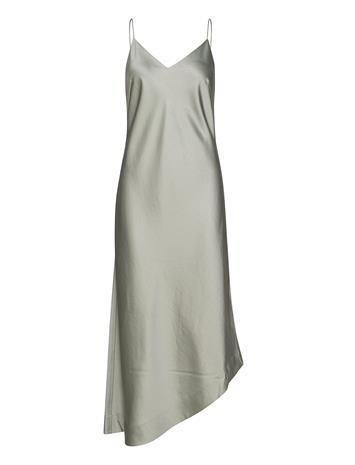 Filippa K Josie Dress Polvipituinen Mekko Vihreä Filippa K GREEN FOG