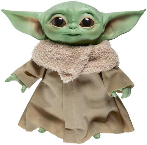 Pehmolelu: Star Wars The Mandalorian - The Child Puhuva (19cm) GADGET