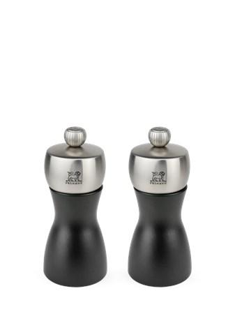 Peugeot Fidji Duo matta musta 12 cm