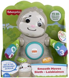 Fisher-Price Linkimals Smooth Moves Sloth - FI
