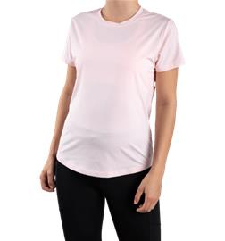 Soc W HYPER TEE LIGHT PINK