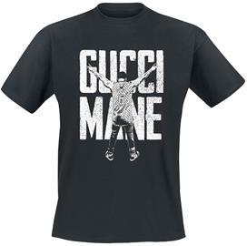 Gucci Mane - Guwop Stance - T-paita - Miehet - Musta