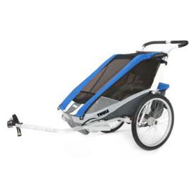 THULE Lasten pyörävaunu Chariot Cougar 1 Sininen