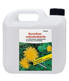 Toxan nurmikon 3l voikukkahävite