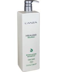 LANZA Healing Nourish Stimulating Shampoo 1000ml