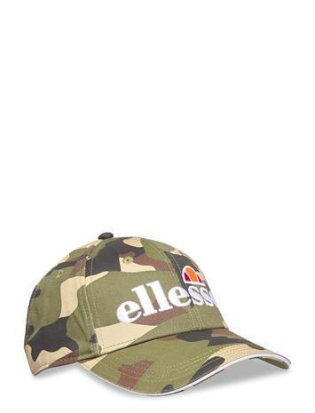 Ellesse El Ragusa Accessories Headwear Caps Vihreä Ellesse CAMO
