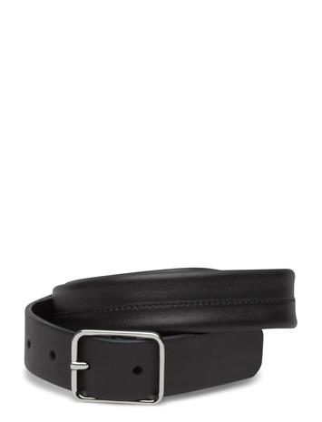 Royal RepubliQ Analyst Belt Accessories Belts Classic Belts Musta Royal RepubliQ BLACK