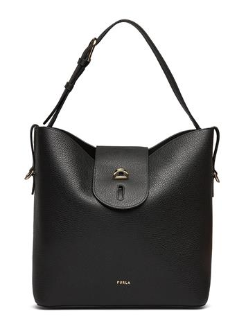 Furla Furla Net Bags Top Handle Bags Musta Furla NERO
