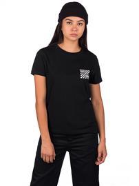 Vans Jawshin T-Shirt black Naiset