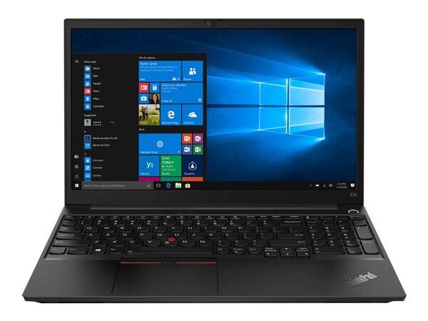 """Lenovo ThinkPad E15 20T8000RMX (Ryzen 7 4700U, 16 GB, 256 GB SSD, 15,6"""", Win 10 Pro), kannettava tietokone"""