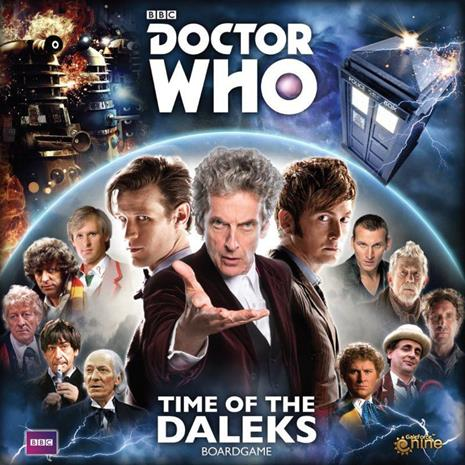 Doctor Who: Time of the Daleks LAUTA
