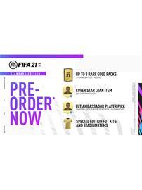 FIFA 21, Xbox One -peli