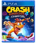 Crash Bandicoot 4: It's About Time, PS4 -peli