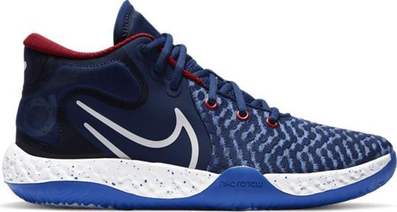 Nike KD TREY 5 VIII BLUE VOID/WHITE-RA