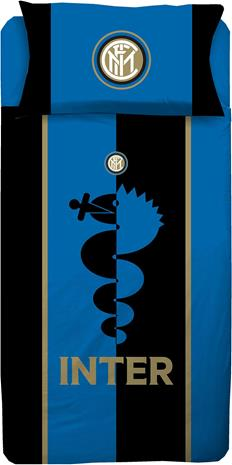 Inter Pussilakanasetti 150x210