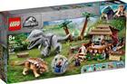 Lego Jurassic World 75941, Indominus Rex vastaan Ankylosaurus