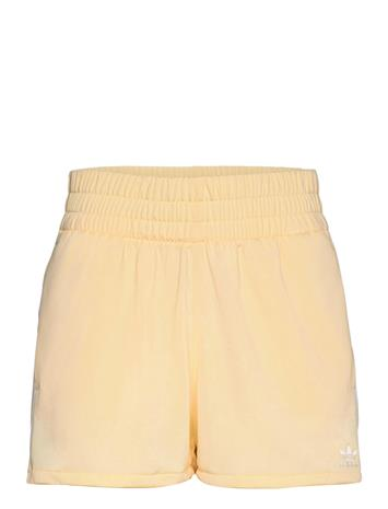 adidas Originals 3 Str Short Shorts Flowy Shorts/Casual Shorts Keltainen Adidas Originals EASYEL/WHITE