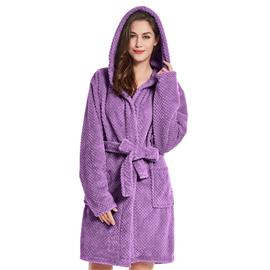 Decoking aamutakki, violetti, XL