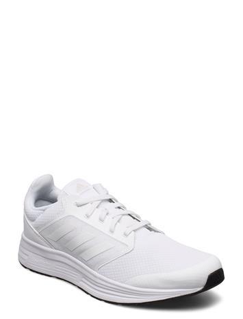adidas Performance Galaxy 5 Shoes Sport Shoes Running Shoes Valkoinen Adidas Performance FTWWHT/FTWWHT/CBLACK
