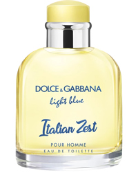 Dolce & Gabbana Light Blue Italian Zest Pour Homme EDT miehelle 125 ml