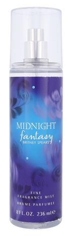 Britney Spears Fantasy Midnight vartalosuihke naiselle 236 ml