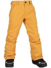 Volcom Freakin Snow Pants resin gold Jätkät