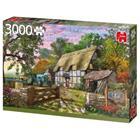 The Farmer's Cottage, Palapeli, 3000 palaa, Jumbo